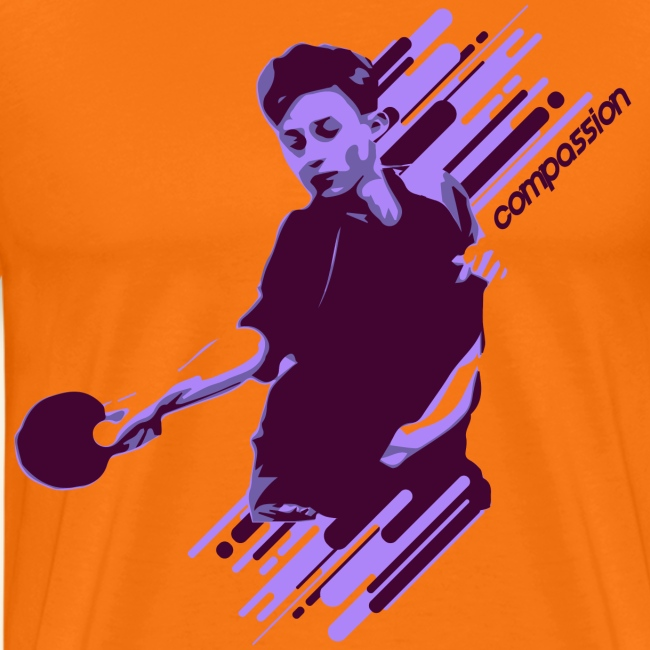 Compassion to win the table tennis championship