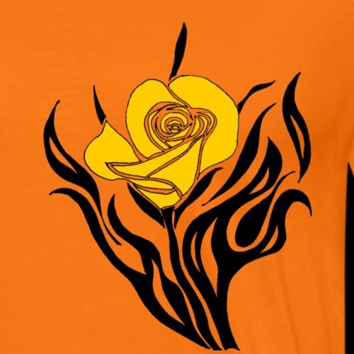 Flower of hope - Maglietta Premium da uomo