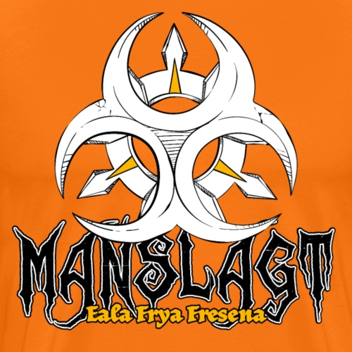 Ostfriesland Häuptlinge Manslagt - Männer Premium T-Shirt
