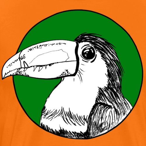 green Toucan - T-shirt Premium Homme