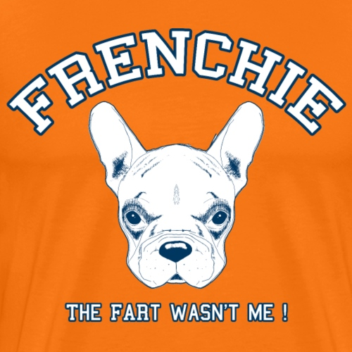 FRENCHIE Supporter - T-shirt Premium Homme