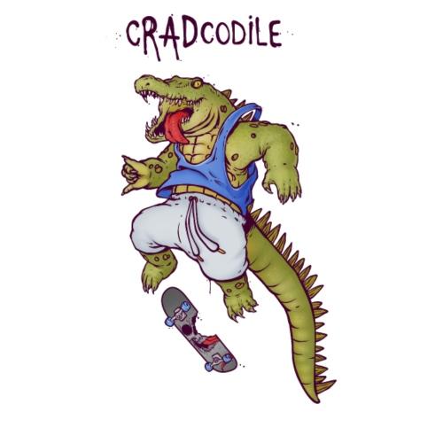 cRADcodile - Koszulka męska Premium