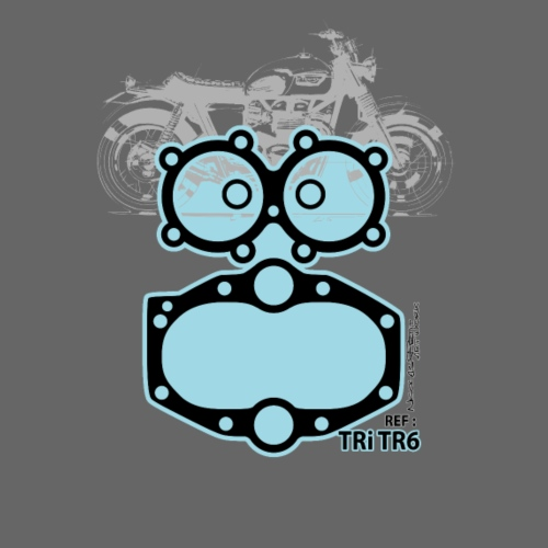 T-shirt TRI TR6 - T-shirt Premium Homme