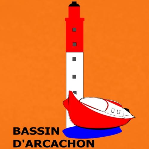 Bassin d'Arcachon - Men's Premium T-Shirt