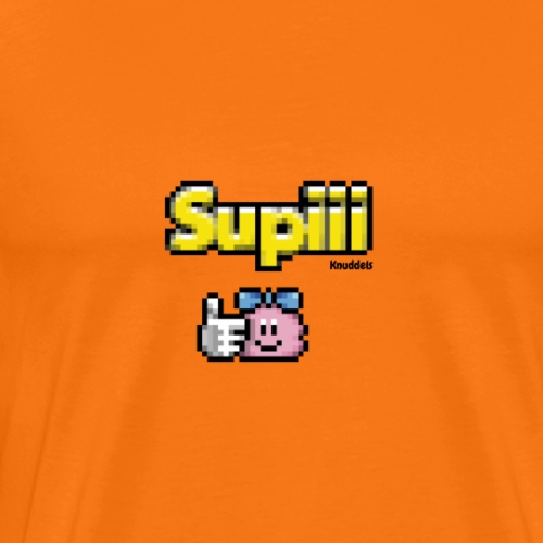 Supiii - Girl - Männer Premium T-Shirt