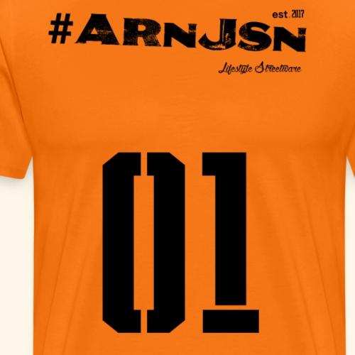 #arnjsn Lifestyle Streetware - Männer Premium T-Shirt