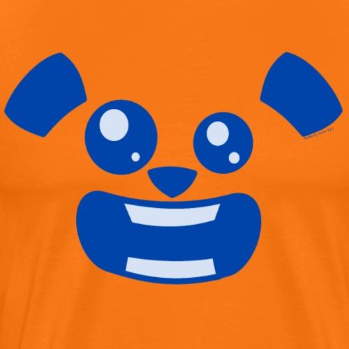 """Tête de Pandy Panda ( Collection """"aLlan"""" )"""