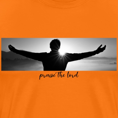 praise the lord - Männer Premium T-Shirt
