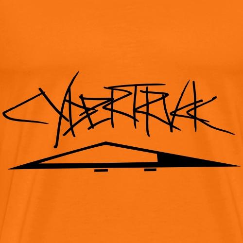 Cybertruck Design mit schriftzug - Männer Premium T-Shirt