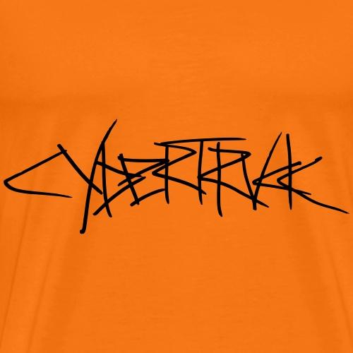 cybertruck schriftzug - Männer Premium T-Shirt