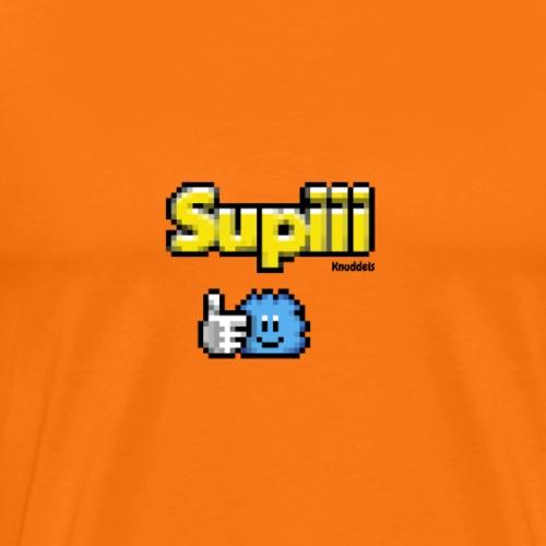 Supiii - Boy - Männer Premium T-Shirt