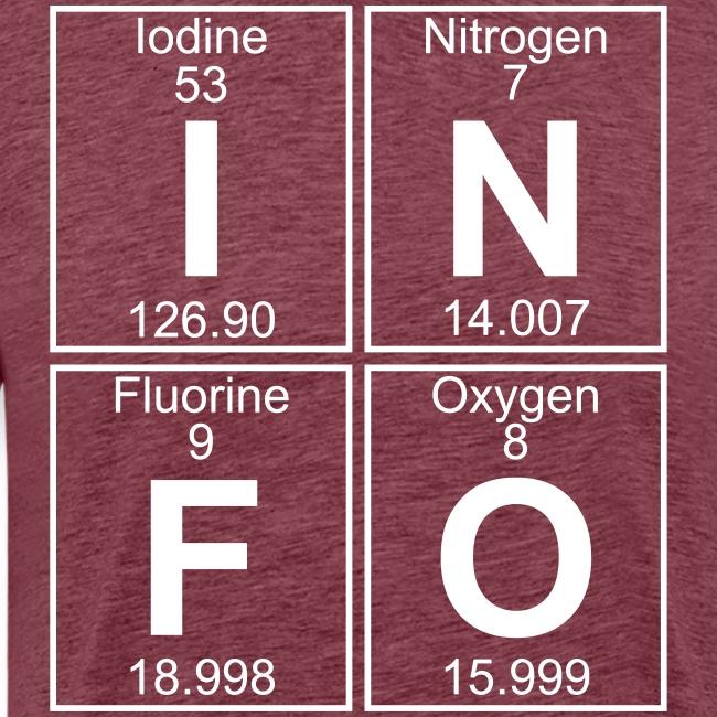 I-N-F-O (info) - Full
