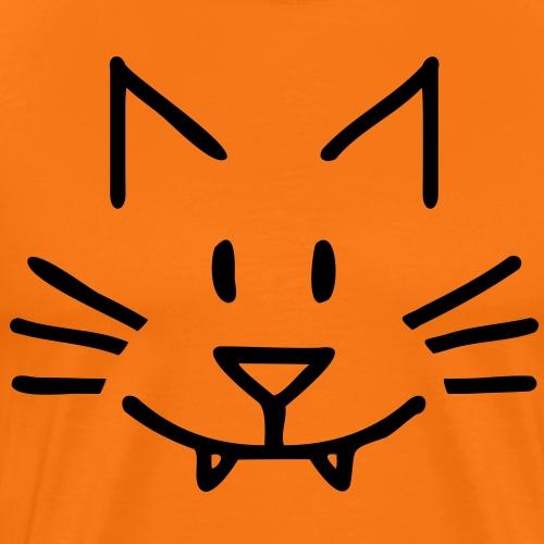 catface - Männer Premium T-Shirt