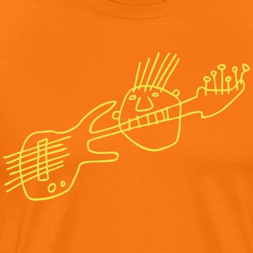 guitar-face Taschen & Rucksäcke - Männer Premium T-Shirt