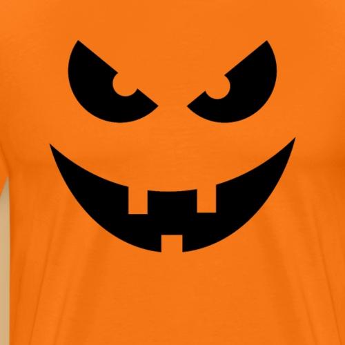 Kuerbis Fratze Halloween lustig spaßig