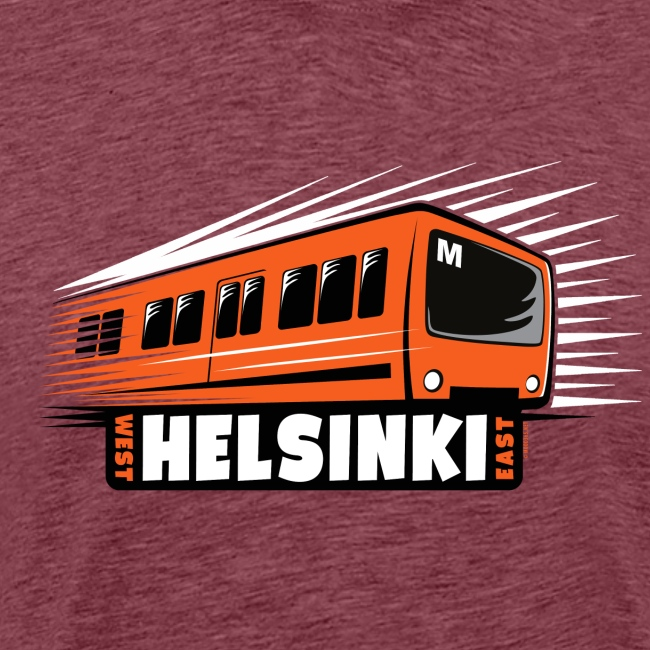 Helsinki Metro T-Shirts, Hoodies, Clothes, Gifts