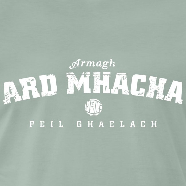 armagh vintage white