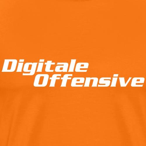 Digitale Offensive - Männer Premium T-Shirt