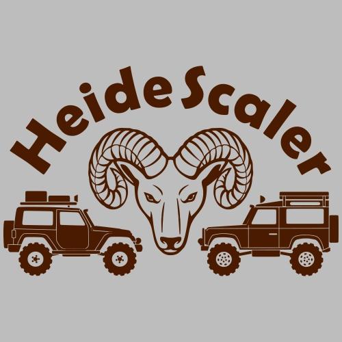 Heide Scaler (freie Farbwahl) - Männer Premium T-Shirt
