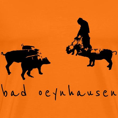 Der Beginn einer wunderbaren Kurstadt. - Männer Premium T-Shirt
