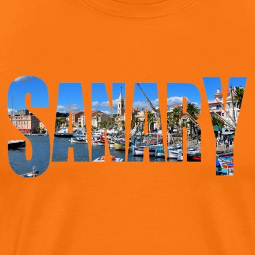 Sanary sur mer - T-shirt Premium Homme