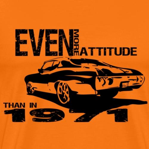 chevelle - Herre premium T-shirt