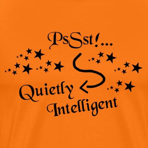 Klug - Klug sein, clever sein, intelligent sein