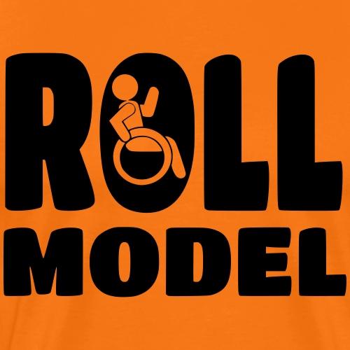 Roll model 016 - Mannen Premium T-shirt