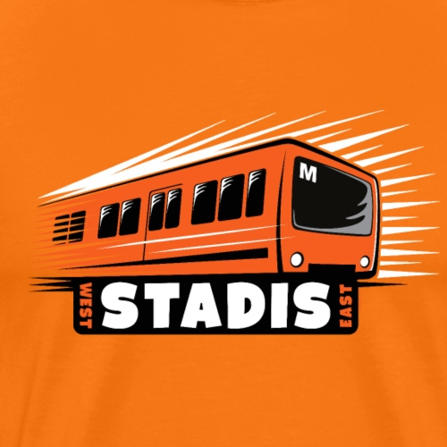 STADISsa METRO T-Shirts, Hoodies, Clothes, Gifts - Miesten premium t-paita