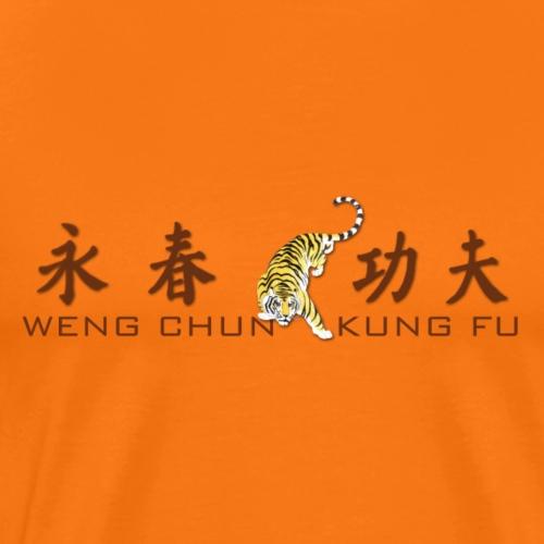 Weng Chun Kung Fu Tiger - Männer Premium T-Shirt