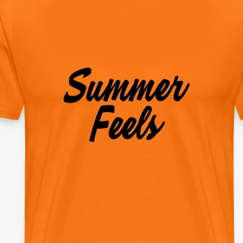 Summer Feels - Männer Premium T-Shirt