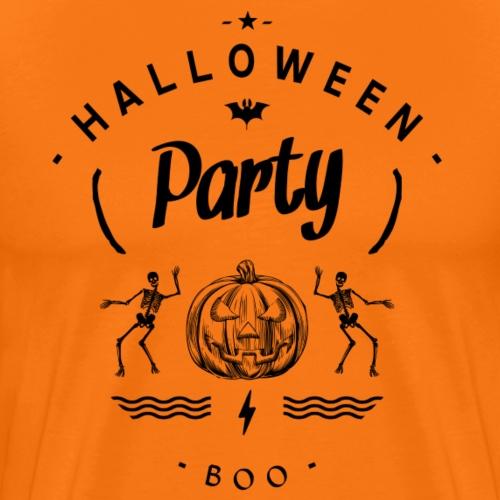 halloween party - T-shirt Premium Homme
