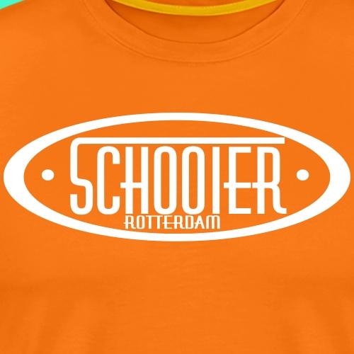 schooier rotterdam - Mannen Premium T-shirt