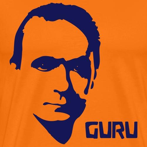 Rudolf Steiner Guru - Männer Premium T-Shirt