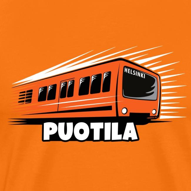 HELSINKI PUOTILA METRO T-Shirts, Hoodies, Gifts