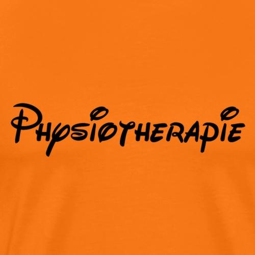 Physiotherpie - Männer Premium T-Shirt