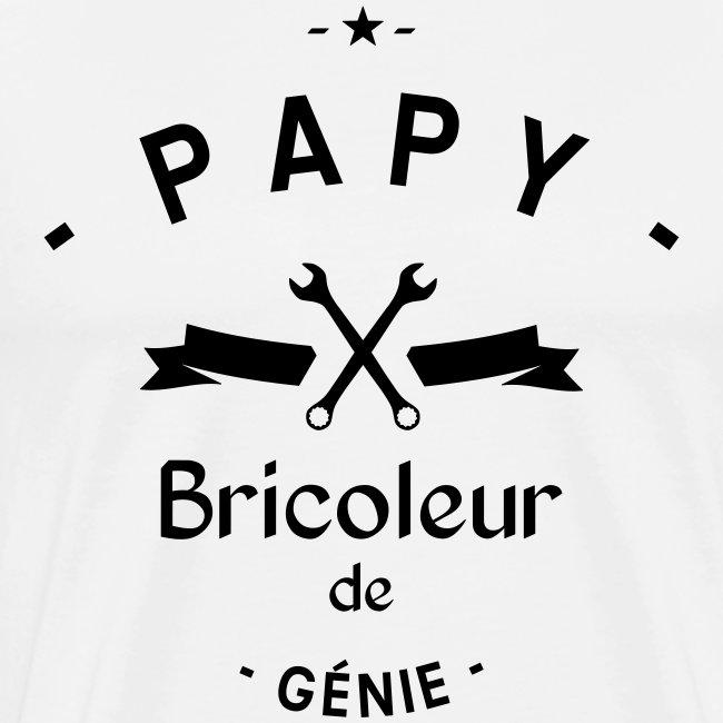 Papy bricoleur de genie