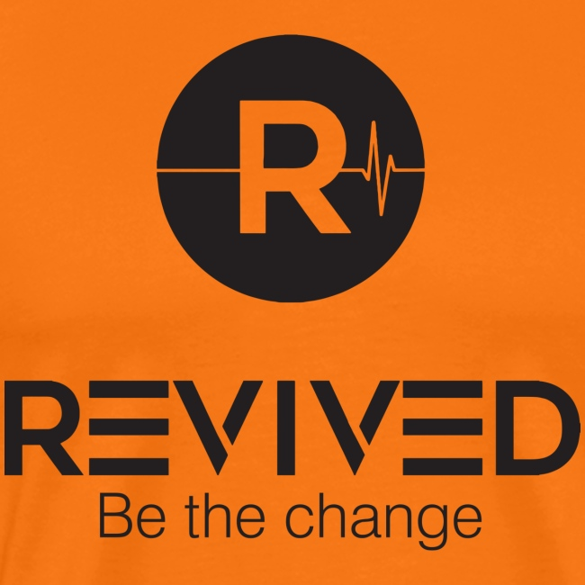 Revived be the change