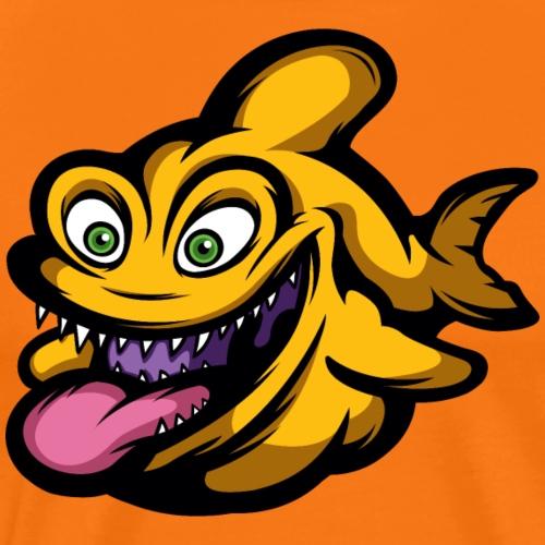 Piranha - Men's Premium T-Shirt