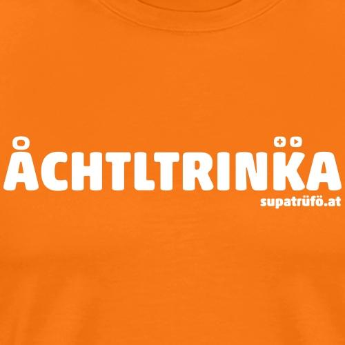 achtltrinka - Männer Premium T-Shirt