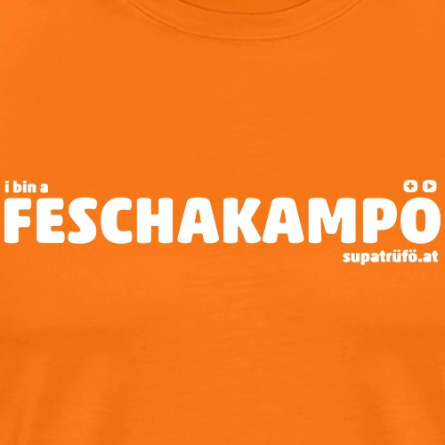 suaptrüfö ESCHAKAMPO - Männer Premium T-Shirt