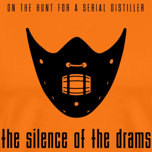 """Malt meets Movie""-Part 7: SILENCE OF THE DRAMS - Männer Premium T-Shirt"
