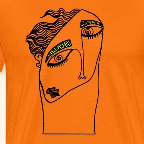 Ginger - Premium T-skjorte for menn