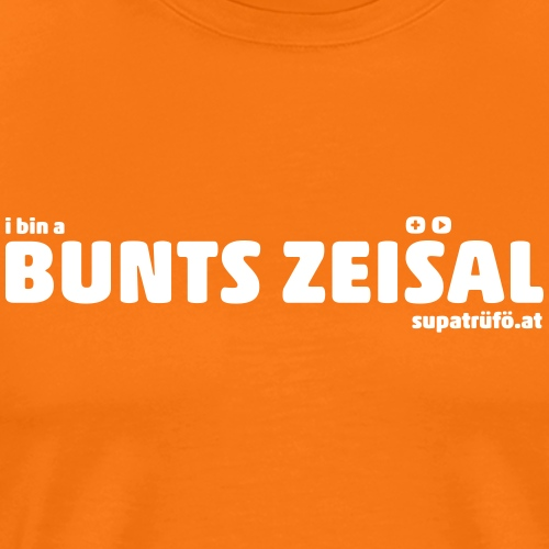 supatrüfö ZEISAL - Männer Premium T-Shirt