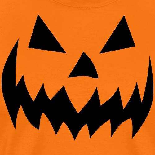 Halloween Pumpkin Kuerbiskopf Freddy - Männer Premium T-Shirt