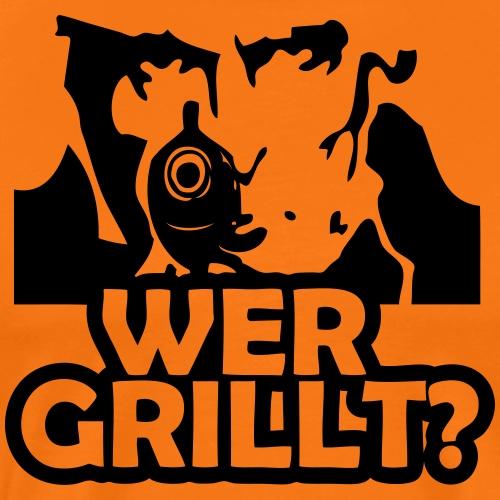 wer grillt?