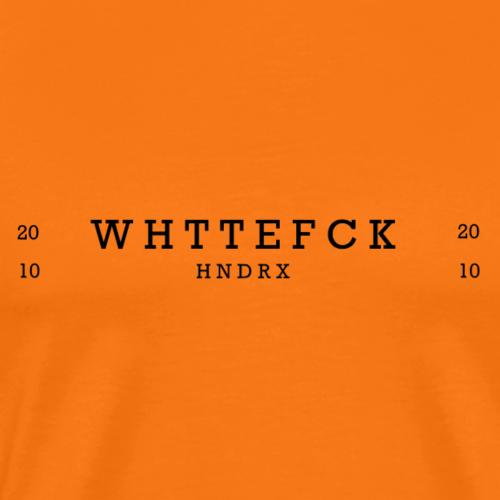 WTF Black - Men's Premium T-Shirt
