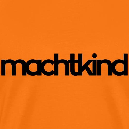 machtkind - Männer Premium T-Shirt