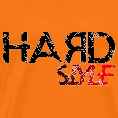 #hardstyle - Männer Premium T-Shirt