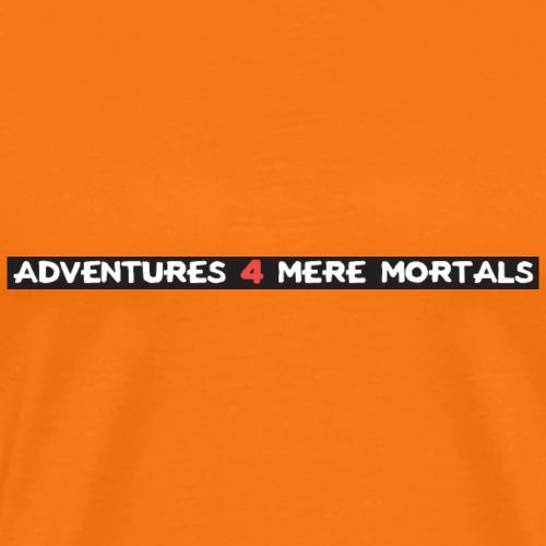 ADV4MM Text - Men's Premium T-Shirt